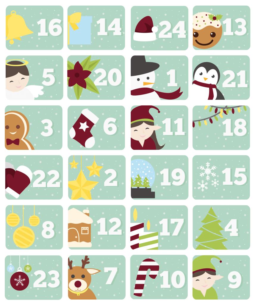 Advent, Advent & Tipps für Content