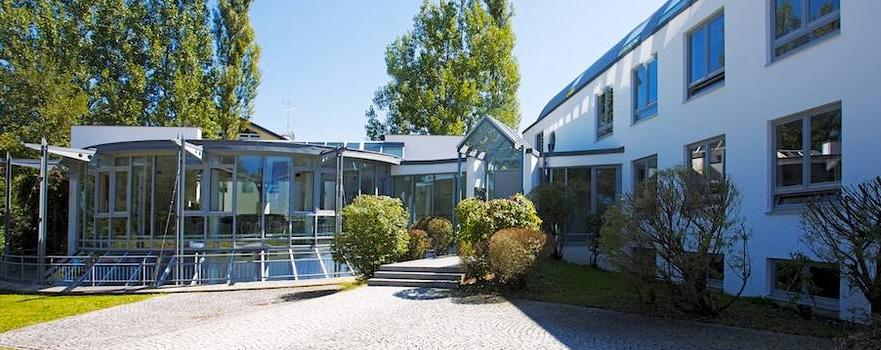 Der Eingangsbereich der SC-Networks GmbH