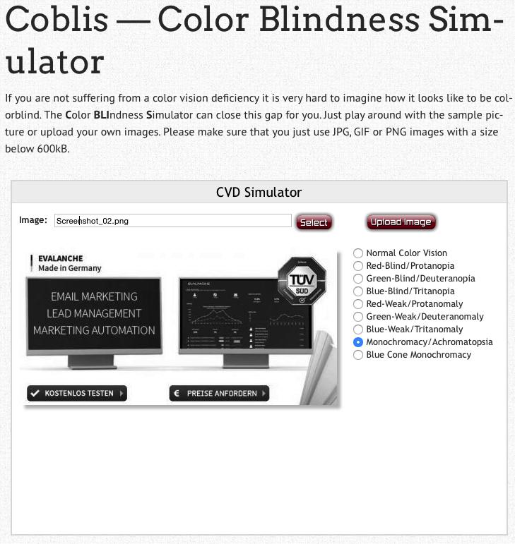 Farbe macht Ihre eMails attraktiver – oder unlesbar