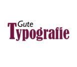 Typografie für Newsletter