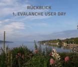 Rückblick 1. Evalanche User Day