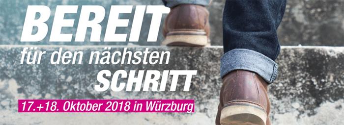 B2B Days 2018 in Würzburg – Jetzt den nächsten Schritt machen
