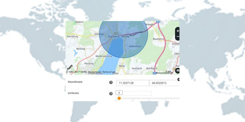 Geomarketing im E-Mail- und Direktmarketing erfolgreich einsetzen mit Evalanche und locr