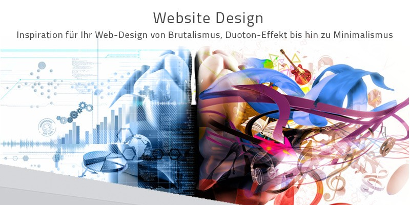 Inspiration für Ihr Website Design in 2019
