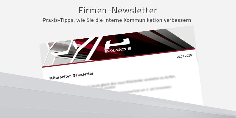 Mitarbeiter Newsletter – Tipps zur Optimierung der internen Kommunikation