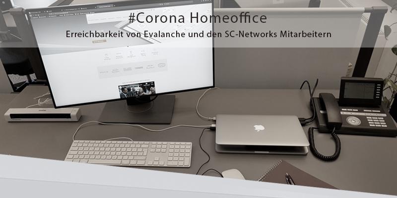 Safety first – Homeoffice aufgrund von Corona