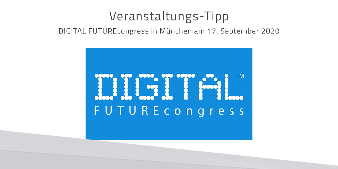 DIGITAL FUTUREcongress 2020