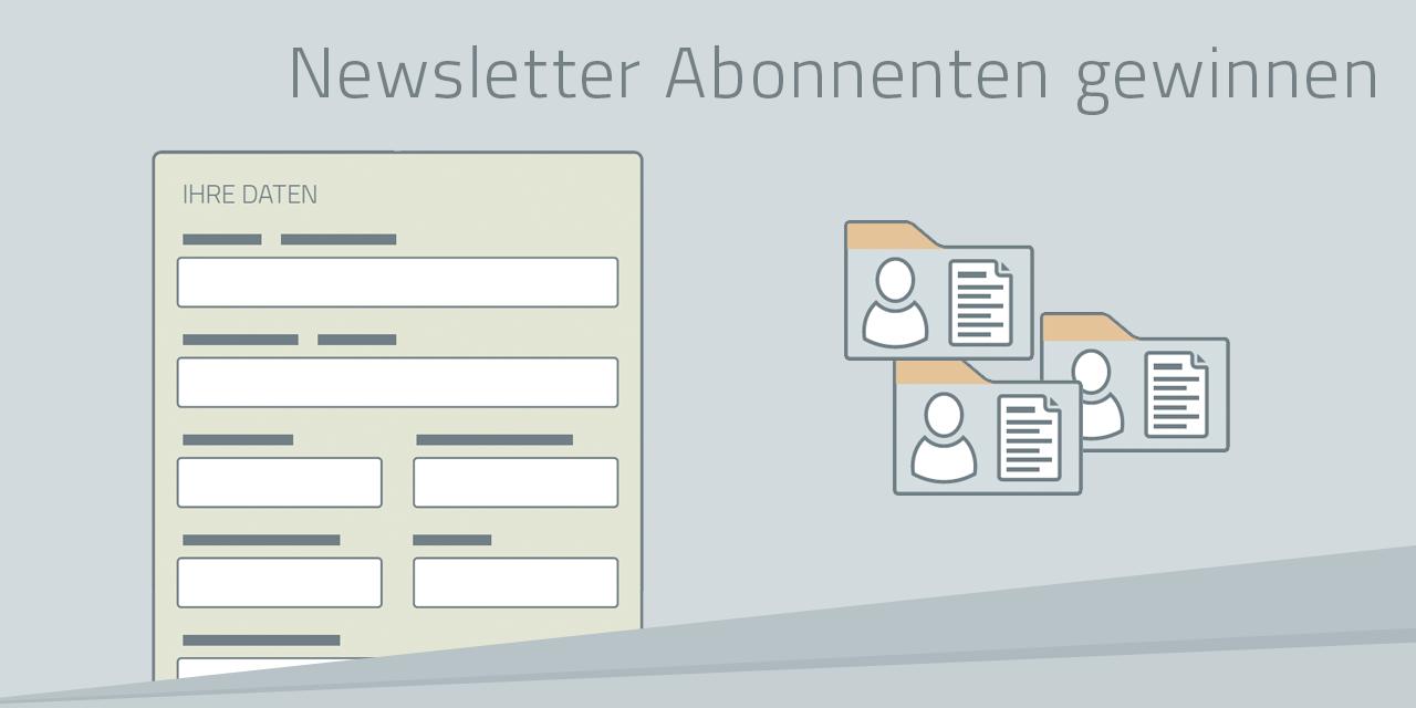 Newsletter Abonnenten gewinnen: Expertentipps für Ihren Erfolg
