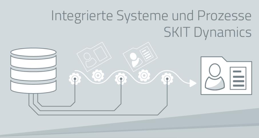 Integrierte Systeme für MS Dynamics 365 und Salesforce? Das geht! Mit SKIT Dynamics.